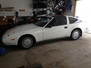 1988 Nissan 300ZX Coupe (2 door)