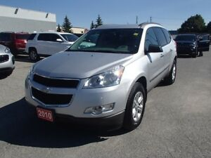 2010 Chevrolet Traverse 1LS ***FREE REMOTE START*** (((MINT)))