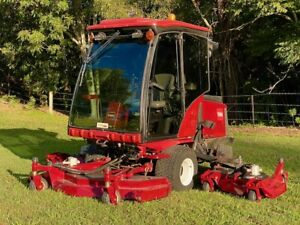 Toro Groundsmaster 4010-D Turf Mower 4x4 with Air Con Ashmore Gold Coast City Preview