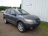 AWD Santa Fe Limited LOADED! Easy financing