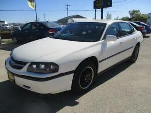 2005 CHEVROLET IMPALA, HEATED LEATHER, SAFETY & WARRANTY $3,450