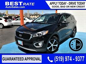 KIA SORENTO TURBO - APPROVED IN 30 MINUTES! - ANY CREDIT LOANS