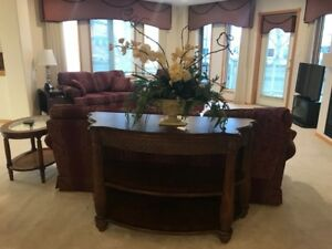 Large Furnished Condo for Rent Utilities Included - 40 Plus