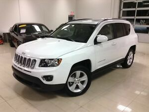 2016 Jeep Compass North, 4X4, CUIR, TOIT, BLUETOOTH