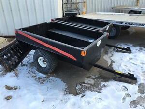 New Norberts 4x5HD ATV Dump Cart - 1000lb Capacity