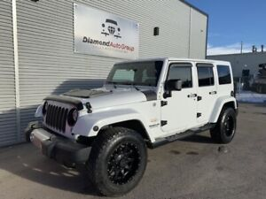 2013 Jeep Wrangler Unlimited 4WD 4dr