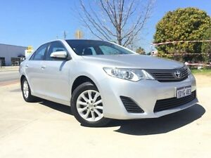 2012 Toyota Camry ASV50R Altise Silver Pearl 6 Speed Automatic Sedan Beckenham Gosnells Area Preview