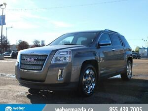 2011 GMC Terrain SLT-2 AWD - NAV - LEATHER - DVD - STARTER - MOO