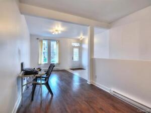 Verdun 7 1/2. Rent. RENOVATED. 2 bedrooms & 2 bathrooms