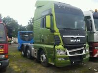 MAN TGX 2013 FOR SALE