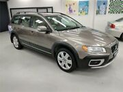 2008 Volvo XC70 BZ MY08 Beige Sports Automatic Wagon Artarmon Willoughby Area Preview