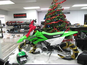 Christmas specials on all 2016 off road bikes!