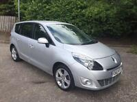 2011 60 RENAULT GRAND SCENIC 1.4 DYNAMIQUE TCE 5D 129 BHP
