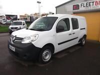 1a355139637152 Renault Kangoo Maxi 1.5dCi ( EU6 ) Crew Van LL21 Energy dCi 110 Maxi  Business