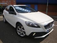 64 VOLVO V40 D2 CROSS COUNTRY LUX DIESEL *LEATHER* PARKING SENSORS*TAX EXEMPT*