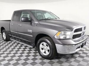 2015 Ram 1500 SLT w/REMOTE START, PWR SEAT, CHROME BOARDS, BLUET