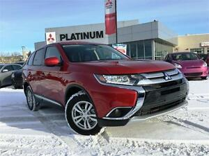 2016 Mitsubishi Outlander ES All Wheel Drive | 10 Year Warranty