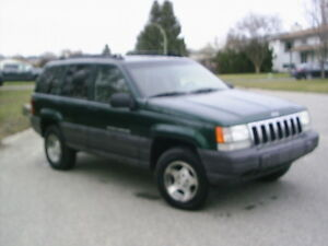 1997 Jeep Grand Cherokee Laredo SUV, Crossover