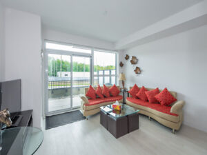 Friday Harbour Resort 2 bdrm with terrace