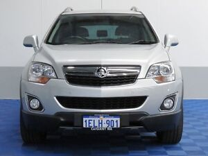 2014 Holden Captiva CG MY14 5 LTZ (FWD) Silver 6 Speed Automatic Wagon East Rockingham Rockingham Area Preview