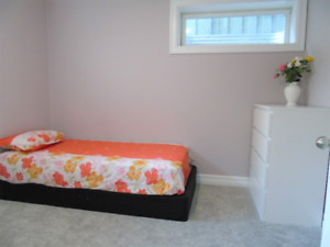 Rooms for female students and job holders