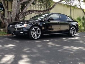 2014 Audi A4 looking for someone to take over my lease