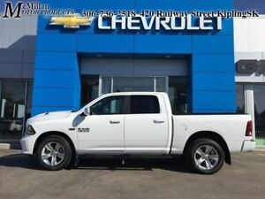 2017 Ram 1500 Sport  PST PAID,LOW LOW KMS