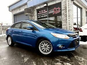 2012 FORD FOCUS SEL*TOIT*MAGS*AUTOMATIQUE*