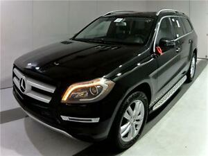 2013 MERCEDES-BENZ GL350 BLUTECH NAV/CAMERA