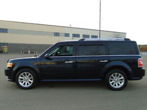 2009 Ford Flex SEL---AWD---ONE OWNER--HEATED SEATS--7 PASSENGERS