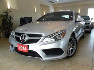 2014 Mercedes-Benz E350 4MATIC AMG|DISTRONIC|360CAM|PANOROOF