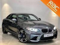 2017 17 BMW 2 SERIES 3.0 M2 2D AUTO 365 BHP