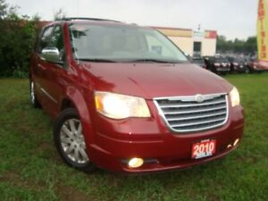 2010 Chrysler Town & Country Touring DVD Stow&Go Sunroof
