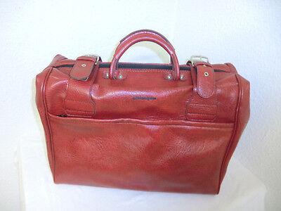 Traumhafte Tasche 60er 70er  Jahre Vintage Reisetasche O