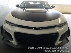2018 Chevrolet Camaro ZL1 NEW