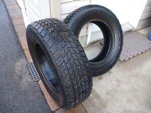 2 Snow Tires almost free