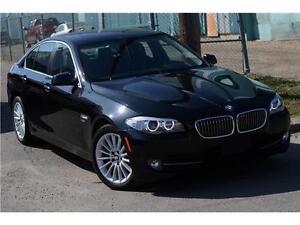 2011 BMW 535 x drive,Navi,Exec pkg,Only 50kms,Excellent cond!