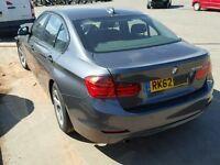 BMW F30 Breaking, Bumper , Bonnet ,Headlights parts wanted