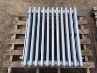 Cast Iron Ideal Wall Radiator 700mm x 725mm Ref 3