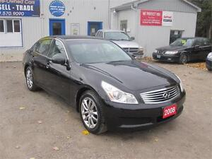 2008 INFINITI G35 Sedan Luxury|NO ACCIDENTS|NO RUST|MUST SEE
