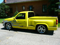 PICK UP GMC 88 CUSTOM FAUT VOIR