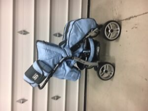 Strollers and Swing