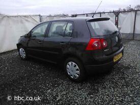 Volkswagen Golf 1.6fsi 2006 For Breaking.