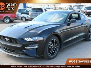 2018 Ford Mustang PREMIUM, 200A, SYNC3, NAV, REAR CAMERA, HEATED