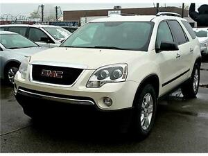 2009 GMC Acadia SLE  Just $52 /week o.a.c!