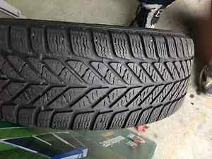 One ( 1 ), GoodYear Ultra Grip Ice Snow Tire, NO RIM . London Ontario image 1