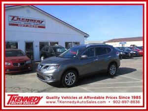 2015 NISSAN ROGUE SL AWD ONLY $177.00 B/W OAC