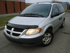 2002 DODGE CARAVAN SE 7 PASSENGER ''TAX INCLUDED''