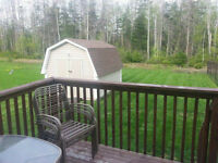 Private Backyard! Welcome to 35 Whisperwood Drive!