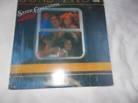 Vinyl LP Love In A Sleeper – Silver Convention US Midsong MCA 3038 Stereo 1978